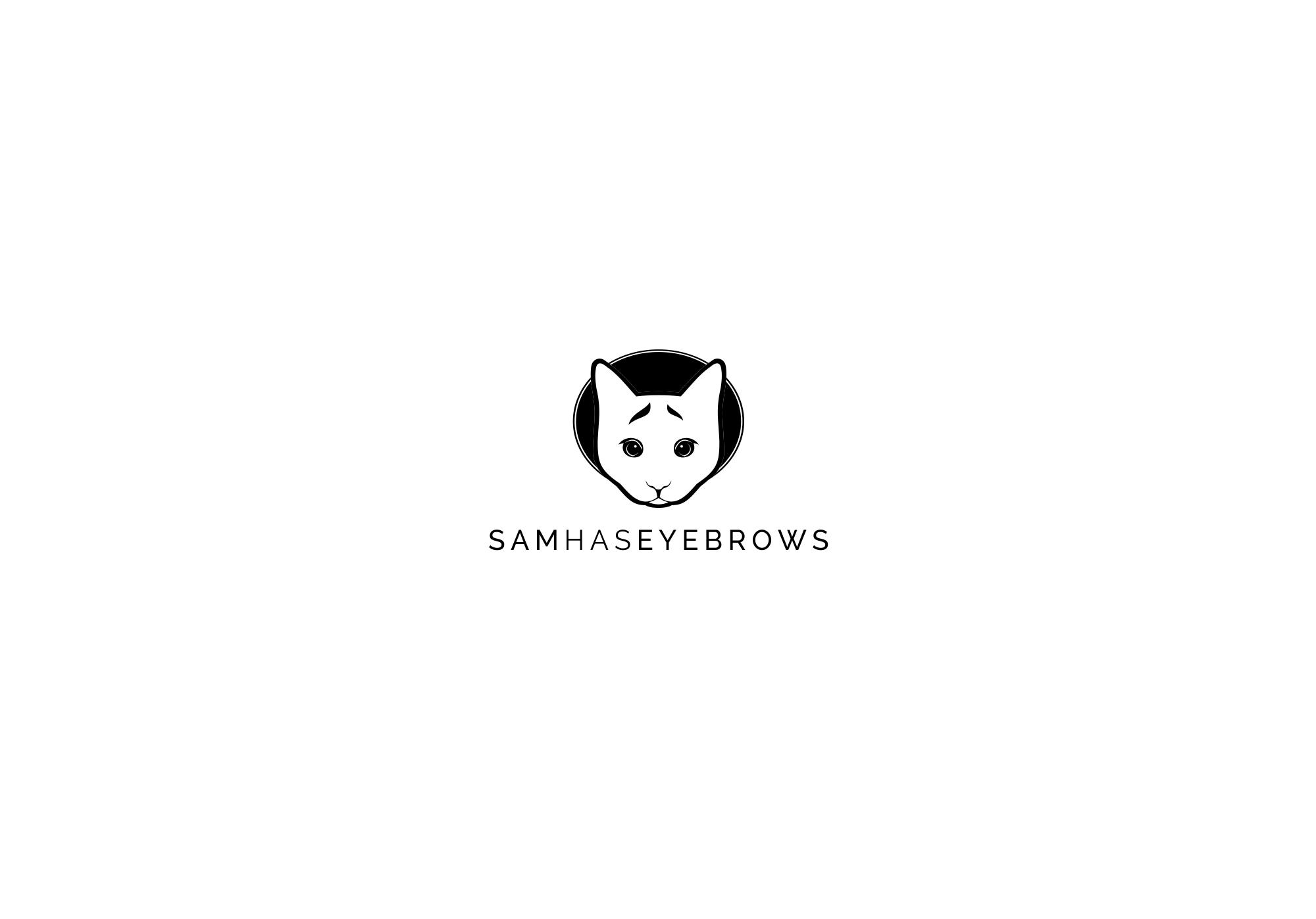 Famous cat needs a simple, famous logo!
