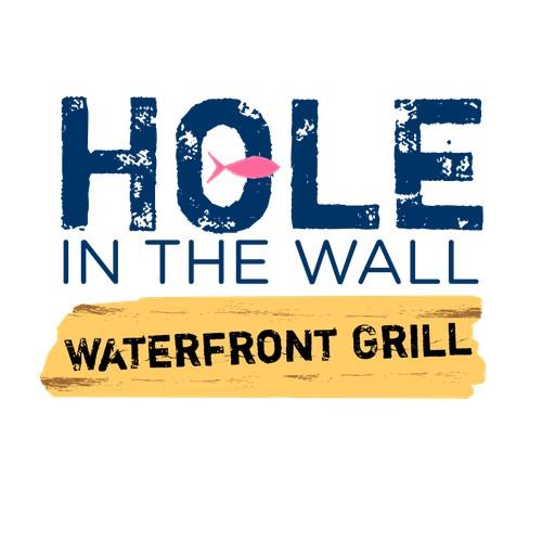 Seaside Restaurant Logo