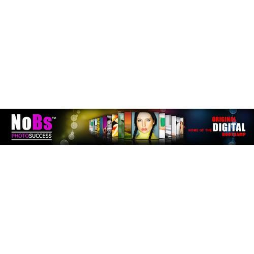 Logo design for forum- banner ads
