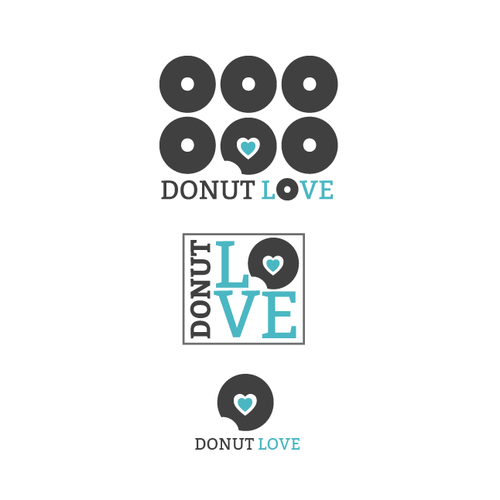 Mobile Mini Donut Logo