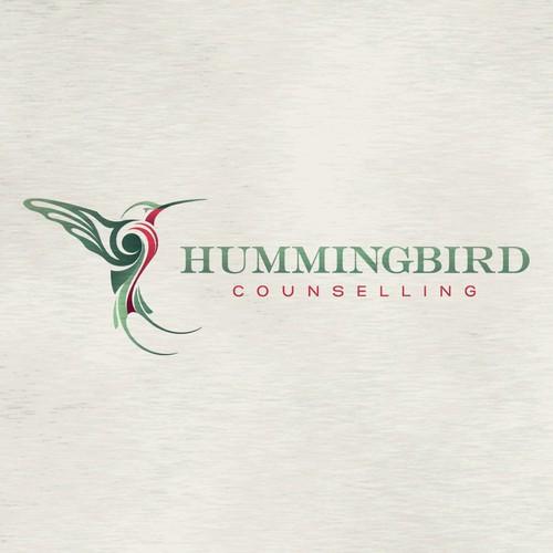 Hummingbird Counselling logo