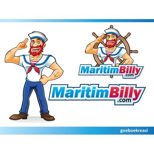 MaritimeBilly.com needs a new logo