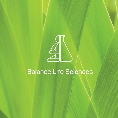 Biopharmaceutical Logo Design - outline
