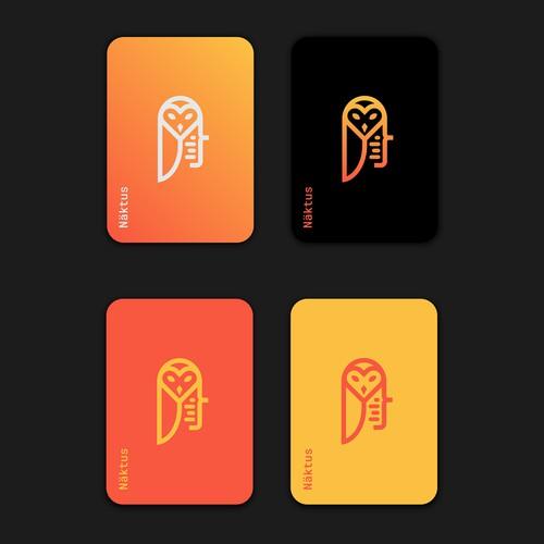 Naktus - Modern Logo Design & Brand Identity