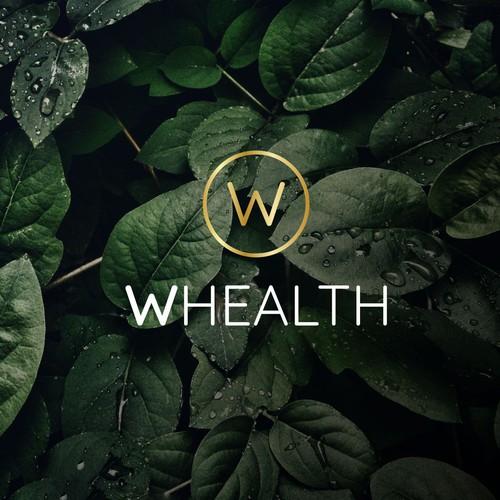 Logo Concept for Whealth