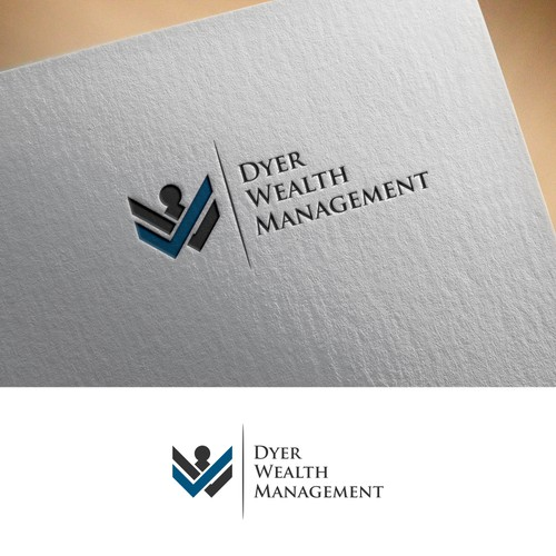 New Wealth Management Firm, spinning off from larger parent needs powerful LOGO to showcase brand
