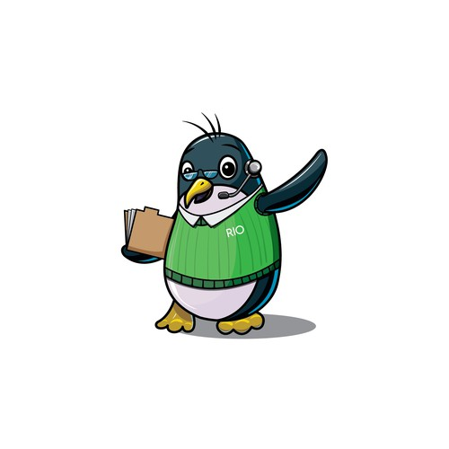 Mascot for Registry Information Online