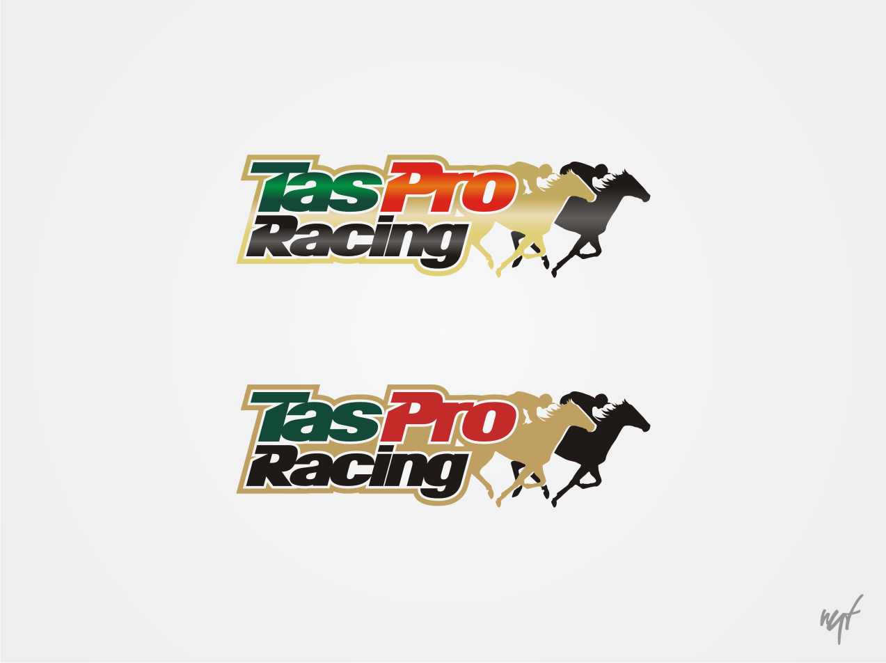 Help Tas Pro Racing with a new logo