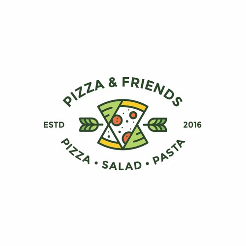 Pizza and friends 2