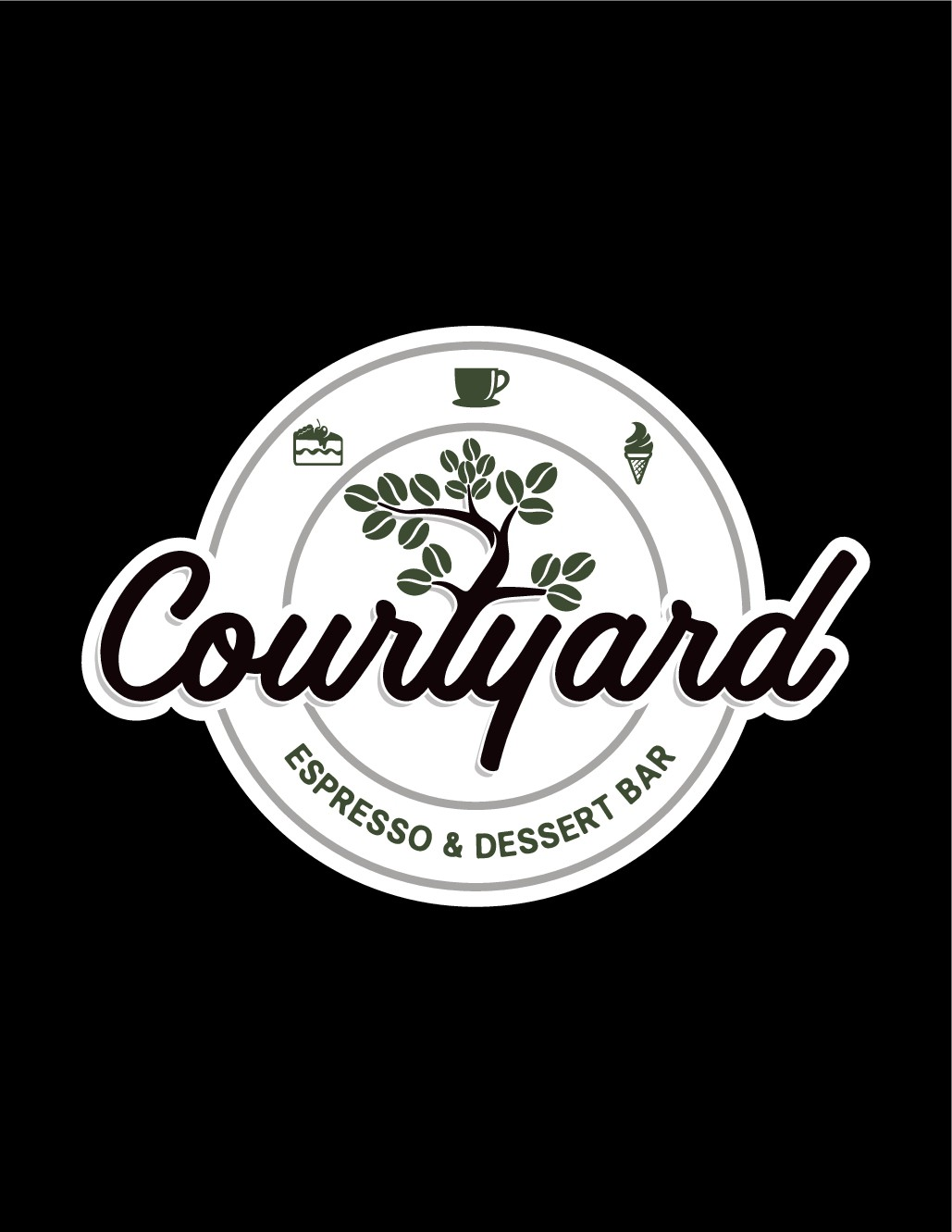 Logo to compliment our existing Cafe brand!
