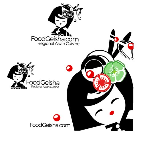 Friendly concept for Asian restaurant chain