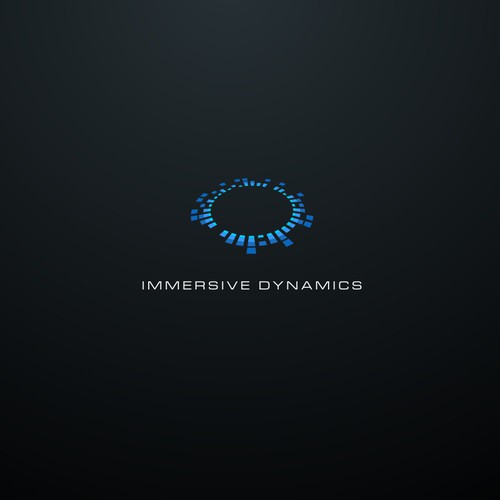 Immersive Dynamics needs a new logo and business card