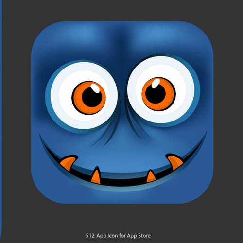 app icon for a Kids' math game