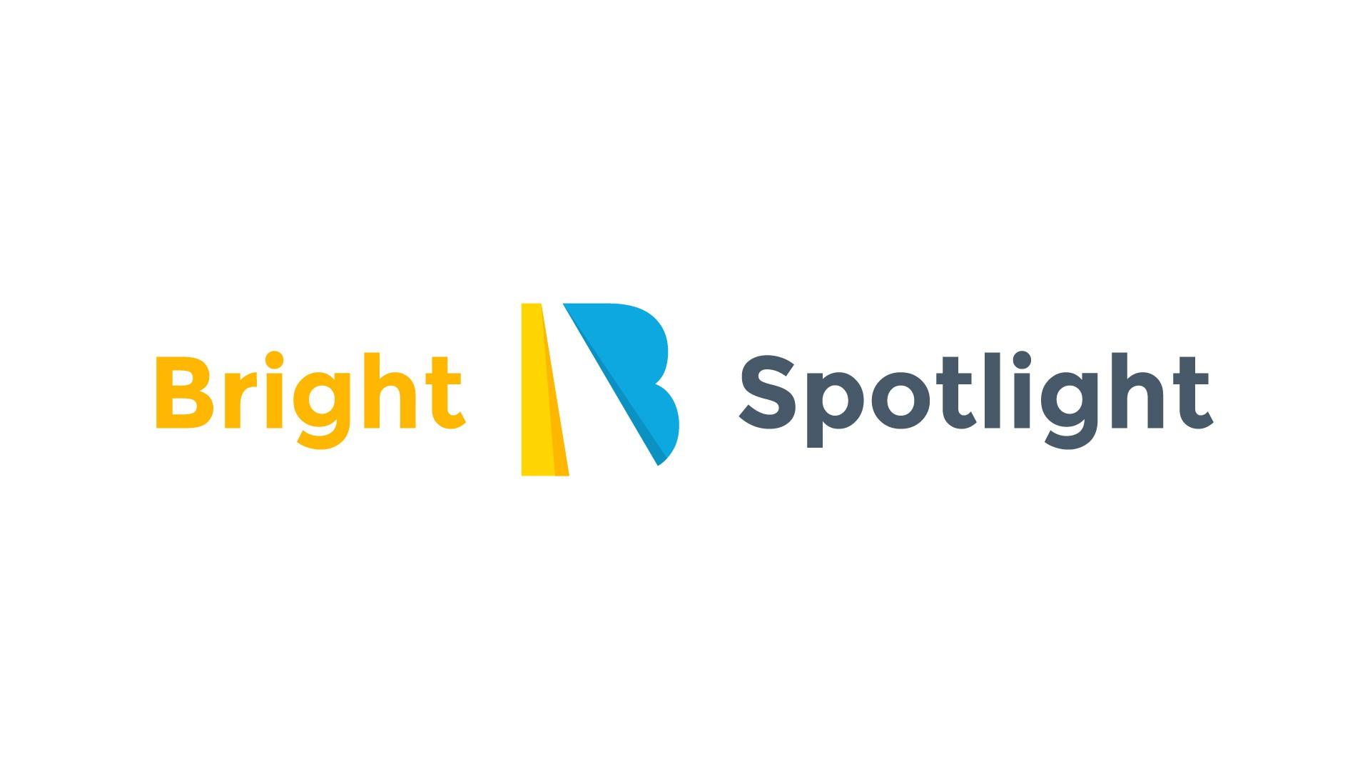 Logo Design For BrightSpotlight