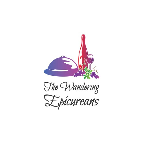 Logo for The Wandering Epicureans