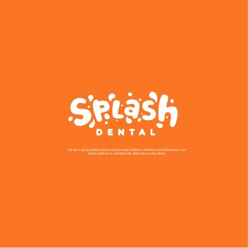 Splash Dental needs an energetic fun logo