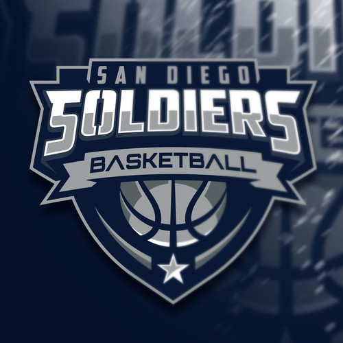 San Diego Soldiers Basketball