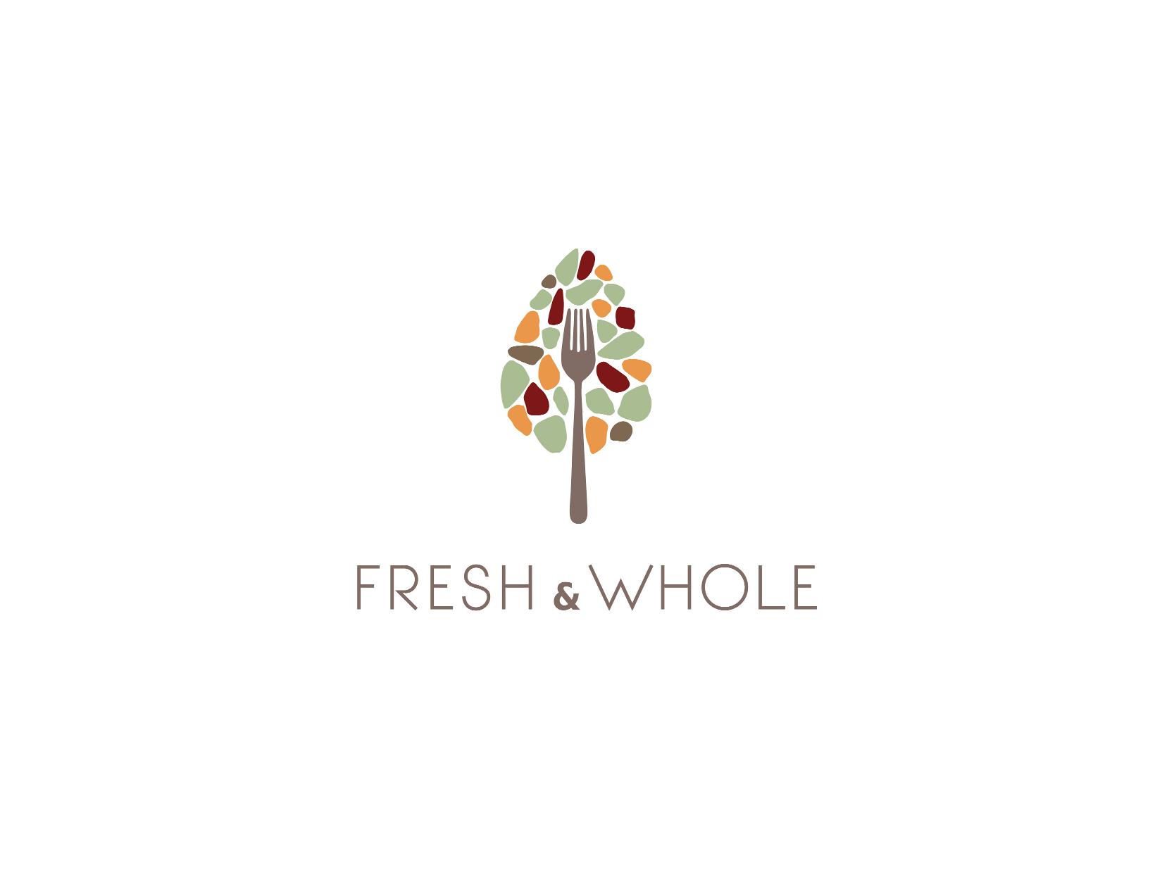Create logo for FreshandWhole.Com  (FOOD related!)