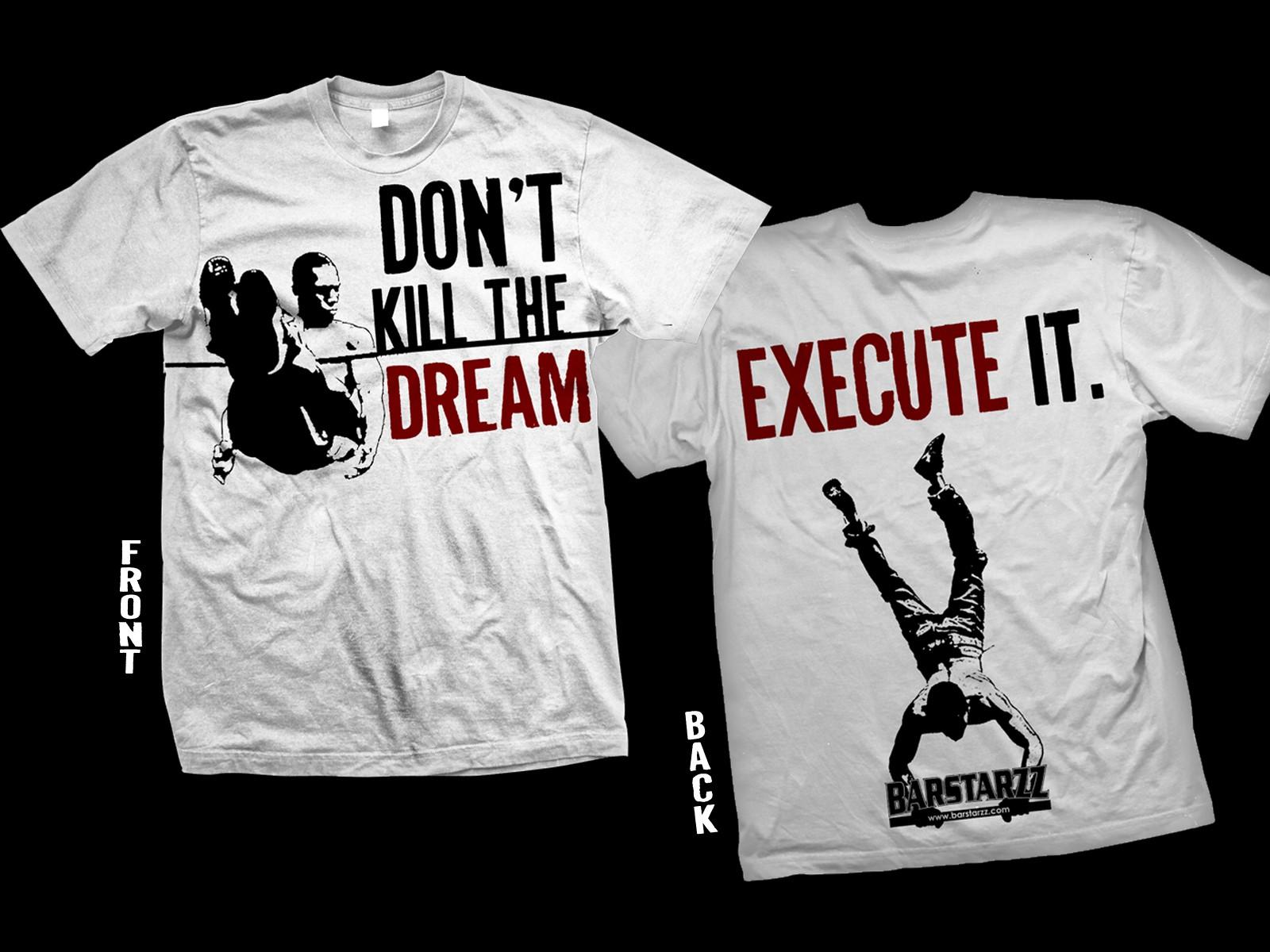t-shirt design for Barstarzz