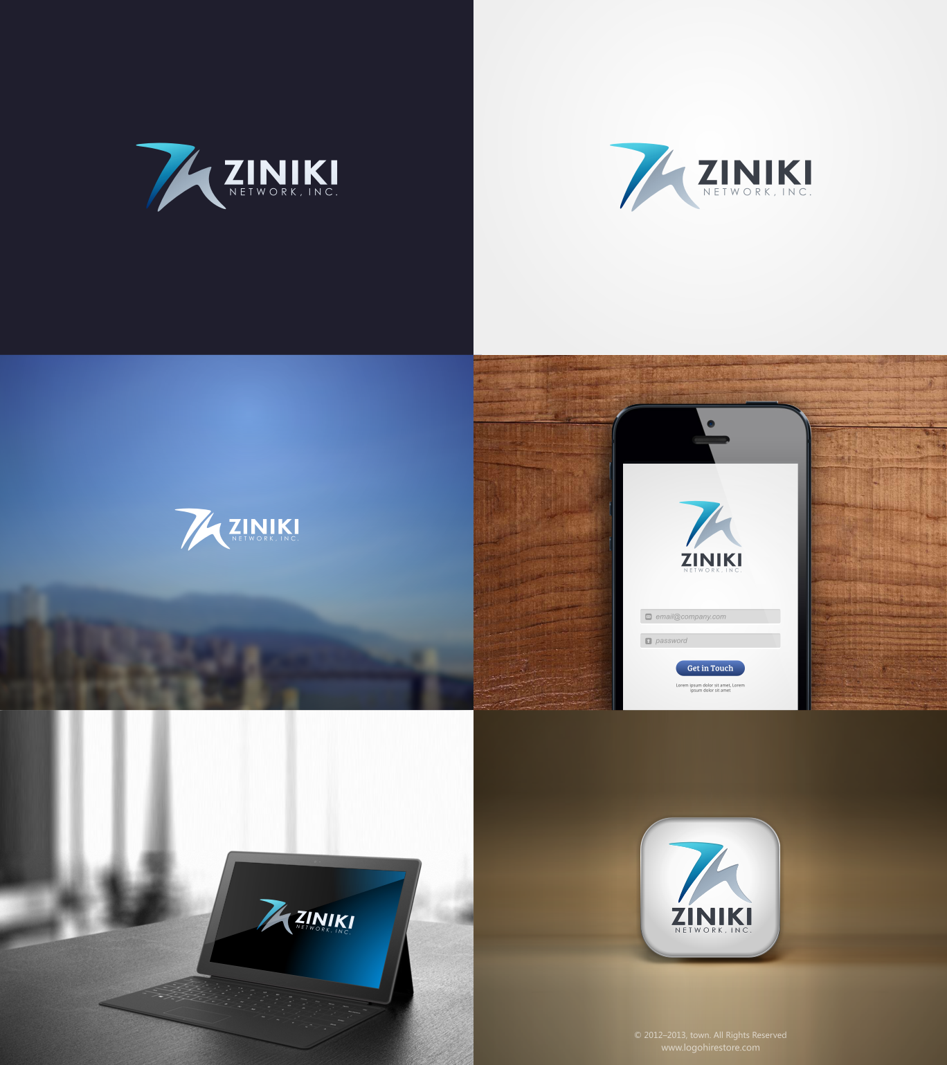 New logo wanted for Ziniki Network, Inc.
