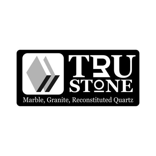 TruStone's logo.