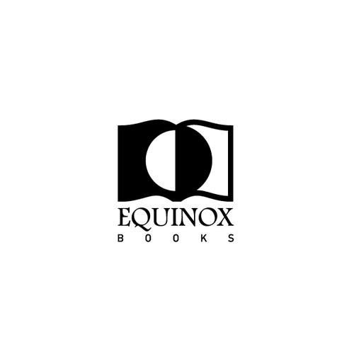 logo design for EQUINOX books