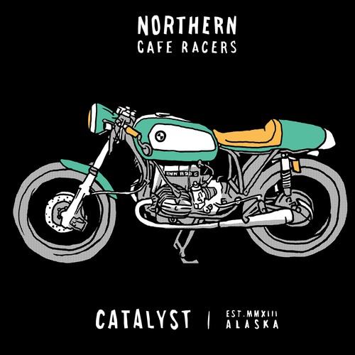 CATALYST - NORTHERN CAFE RACER