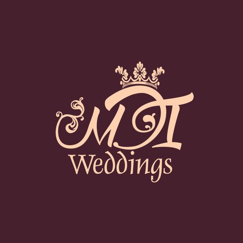 Design a creative logo for Wedding Planning /Officiant business targeting upscale Clientele