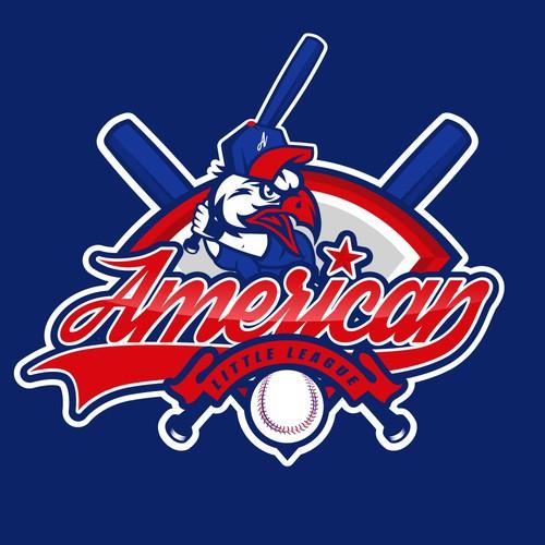 American Eagle Baseball Vintage