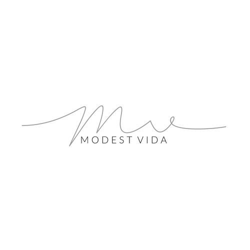 design simple yet chic distinctive logo for woman clothing website