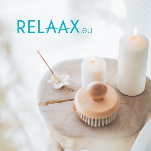 Logo for Relaax.eu