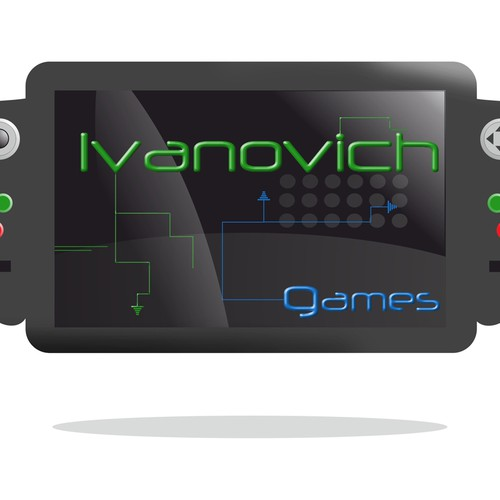 logo para Ivanovich Games
