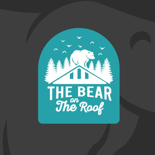 The Bear on The Roof LOGO
