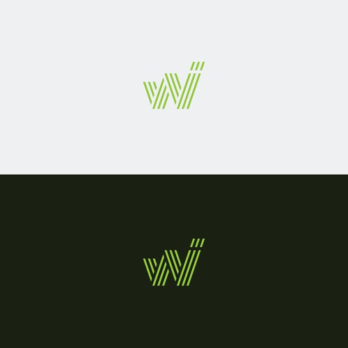 Clean Logo for a Financial Website