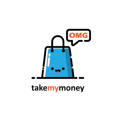 Take My Money Logo