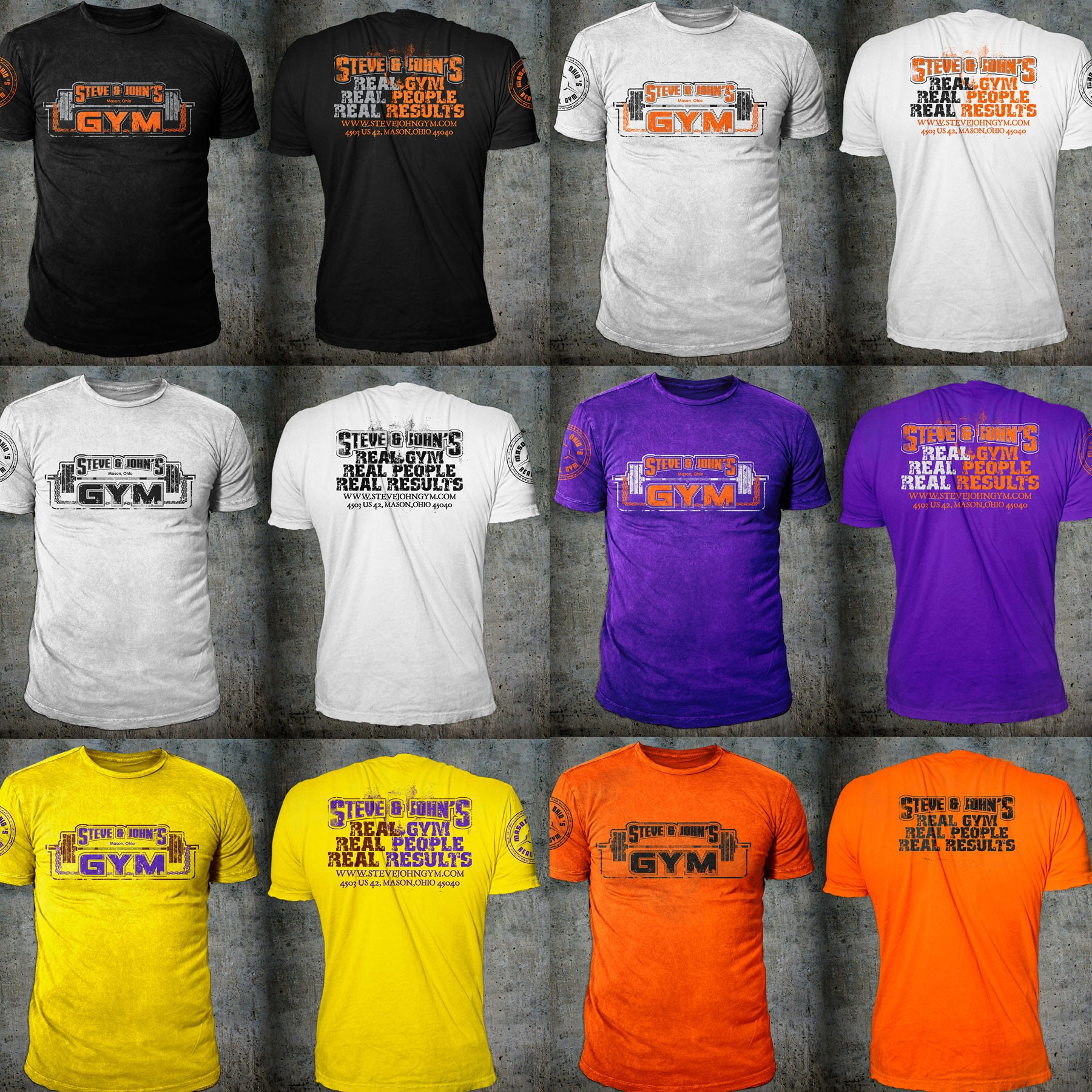 $Guaranteed$Hardcore Gym Shirts+MULTIPLE WINNERS+