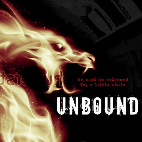 ICONIC cover for the YA thriller UNBOUND - plus win 2 one-on-one projects to complete the trilogy