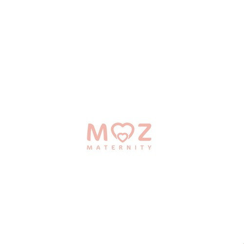 Logo design for Maternity Clothing line