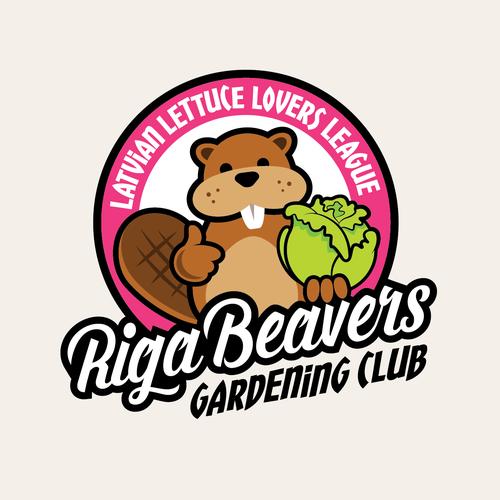 Riga Beavers logo