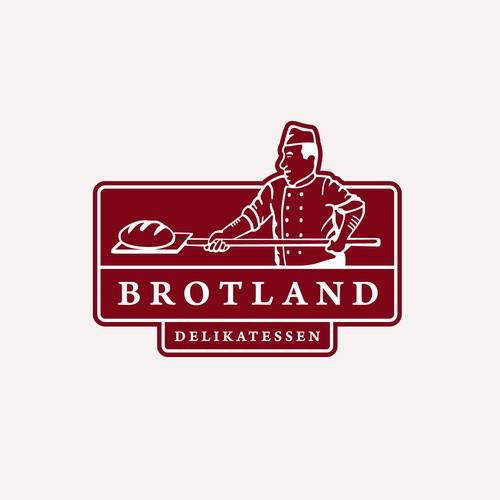 Crie uma ilustração Logo para Padaria Artesanal