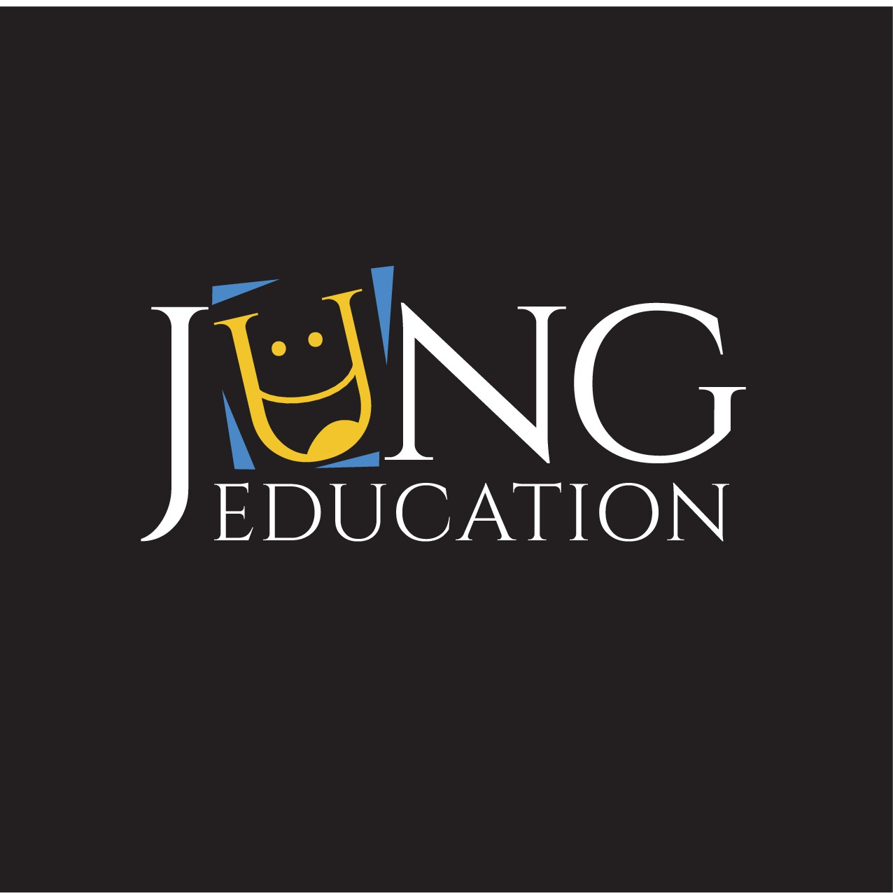 """Logo for """"Jung Education"""""""