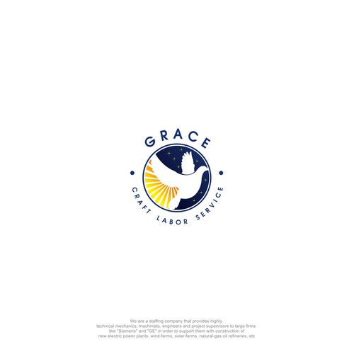 Staffing company logo