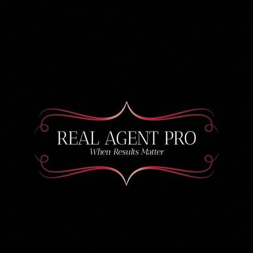 real agent logo