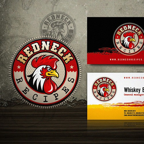 Help Redneck Recipes with a new logo