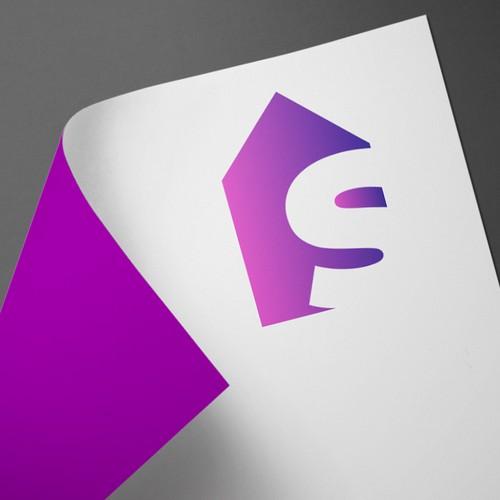 Logo concept for mortgage  company