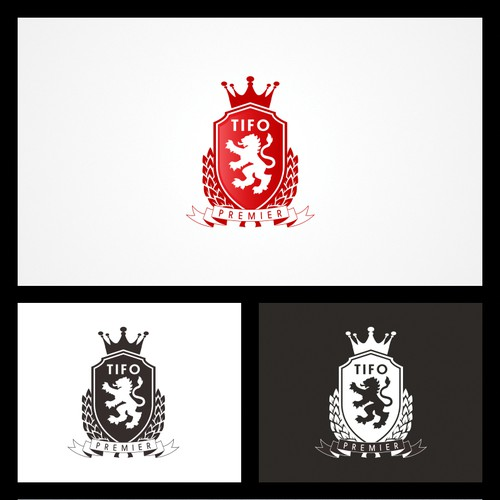 Capture the strength & tradition of English Premier League logos