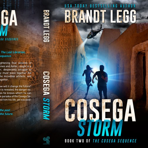 Cosega Storm - Book Two of The Cosega Sequence