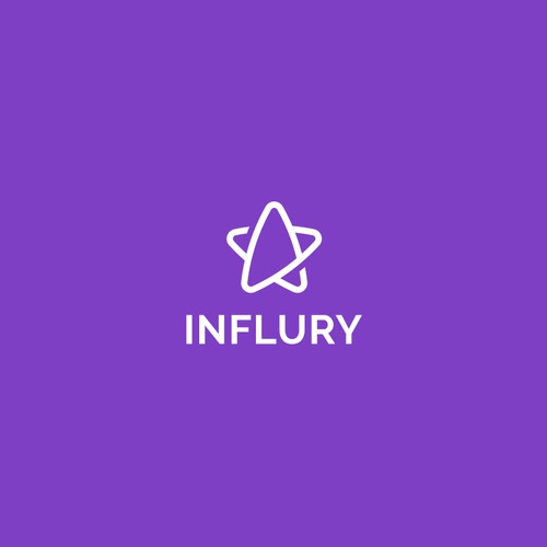 Trendy & fresh logo for Influencer Marketing Start-Up