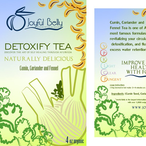 Help the World, Submit Your Design for Joyful Belly Ayurveda