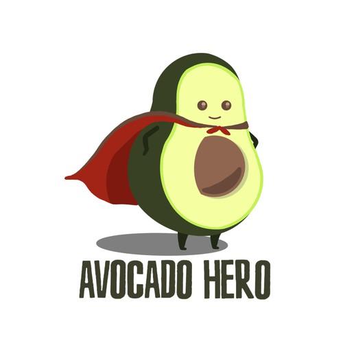 Avocado hero
